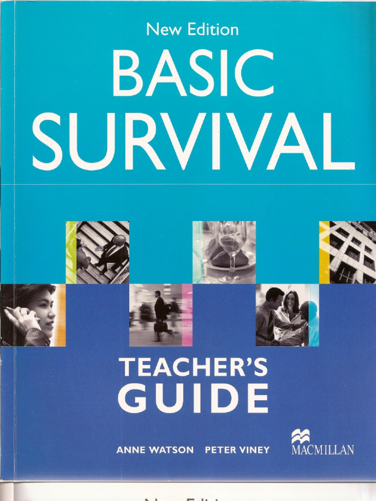 Basic survival teachers guide question reading comprehension fandeluxe Image collections