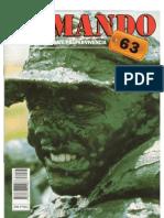Revista COMANDO Tecnicas de Combate y Supervivencia 63