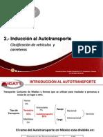 2. Inducción al Autotransporte