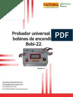 Probador de Bobinas de Encendido BOBI-22
