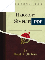 HARMONY SIMPLIFIED