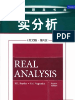 Real Analysis (4th Edition) - H.L. Royden_ Patrick Fitzpatrick