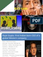 Rajat Gupta Case