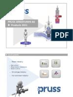 Pruss Products en 27.5.11 Dr
