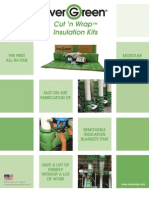 EverGreen Cut 'n Wrap Insulation Kit