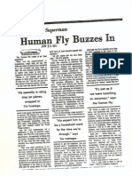 About the Human Fly 2