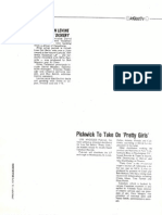 Various Articles - David Levine 2