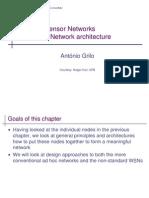 wireless network architecture
