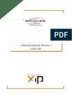Manual Suporte Técnico Linha XIP