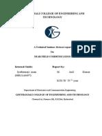 NCF COMMUNICATION