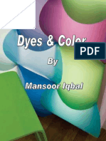 Dyes & Color by Mansoor Iqbal