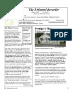 RHS Newsletter 03 2004