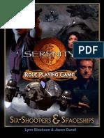 Serenity Adventures Pdf