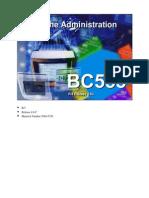 Live Cache Administration SAP