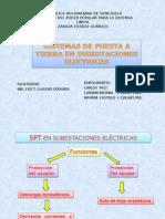 SPT SUBESTACIONES ELECTRICAS