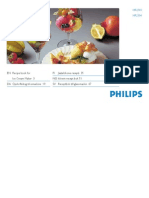 Aparat za sladoled Phillips H303