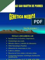 TE01 - Genética Médica
