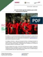 28-01-13 Boletin 1241 Implementa Gobierno de La Gente Agenda Ciudadana Para Recibir Propuestas de Nayaritas
