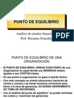PUNTO DE EQUILIBRIO.pps