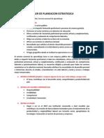 Taller de Planeacion Estrategica Ver 1.3