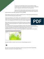 Memasukan Data Waypoin Dari MapSource Ke Arcview