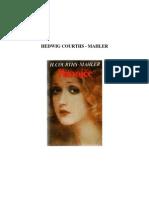 Hedwig Courtsh Mahler-Posvojce
