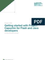 Tutorial Capuchin Flash Java Developers r2a