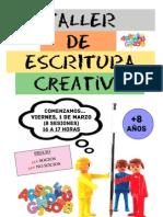 06.- Dossier Taller Escritura Creativa_infantil