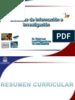 Dr VÍCTOR LEAL SISTEMAS DE INFORMACIÓN E IVESTIGACIÓN