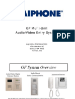 Aiphone Model GF Video Demo Tutorial- Westside Wholesale - Call 1-877-998-9378
