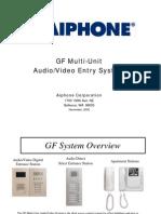Aiphone Model GF Video Demo Tutorial- Westside Wholesale - Call 1-877-998-9378