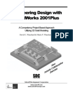 Planchard & Planchard - Engineering Design With Solid Works 2001Plus [SDC 2001]