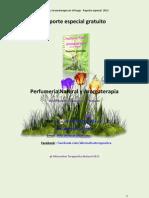 Reporte Especial Perfume Facil y Aromaterapia en el Hogar . Año 2013