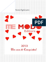 Revista Digital da Editora MODO