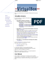 Www.virtualbox.org Wiki Downloads