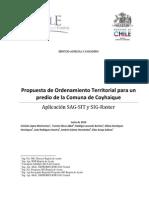 Propuesta de Ordenamiento Territorial Para Un Predio de La Comuna de Coyhaique2