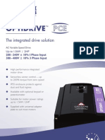 Optidrive PCE Brochure 2009-11-1D