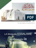 Mosquée ESSALAME 11-01-2013