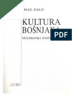 Kultura Bošnjaka