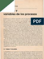 Procesos y Variables