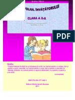 Mapa Invatatorului Clasa II Ghid Vilcu Elena