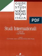 Bonanate - Guida Agli Studi Internazionali