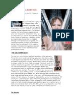 Analysis of Magazine Covers.