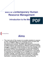 Contemporary Human Resource Management - An Introduction32