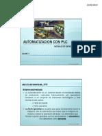 Automatizacion Con Plc Clase 1