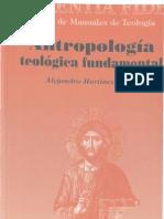 Alejandro Sierra Teologia Fundamental Antropologia Martinez