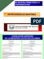 Clase de Leche Materias Primas1