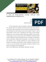 O AUTO DO BUMBA-MEU-BOI CULTURA POPULAR COMO INSTRUMENTO DE ALFABETIZ AÇAO