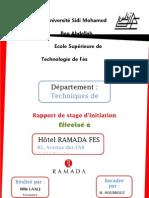 Ramada Rapport de Stage Yoss[1]