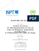 Rapport Stage OCP